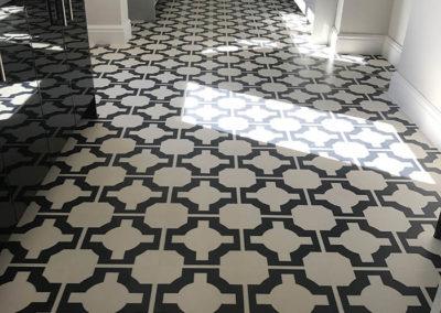 Interior Kitchen Flooring